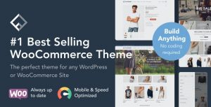 Flatsome 3.13.1 Nulled Multi Purpose Responsive WooCommerce Theme
