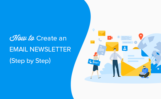 How to easily create a newsletter