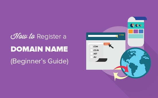 How to register your own domain name and how to get one for free