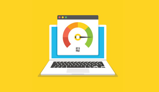 Website speed and performance