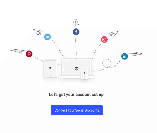 Connect Facebook to Buffer