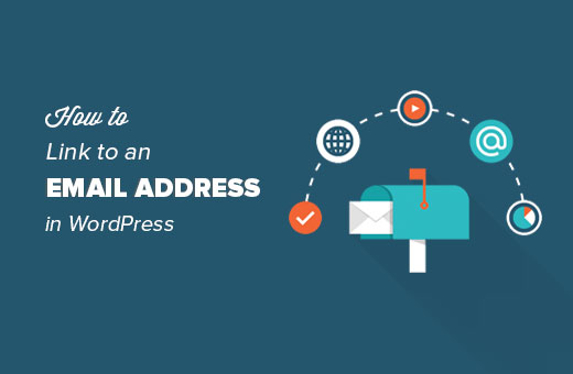 How to link to an email address in WordPress